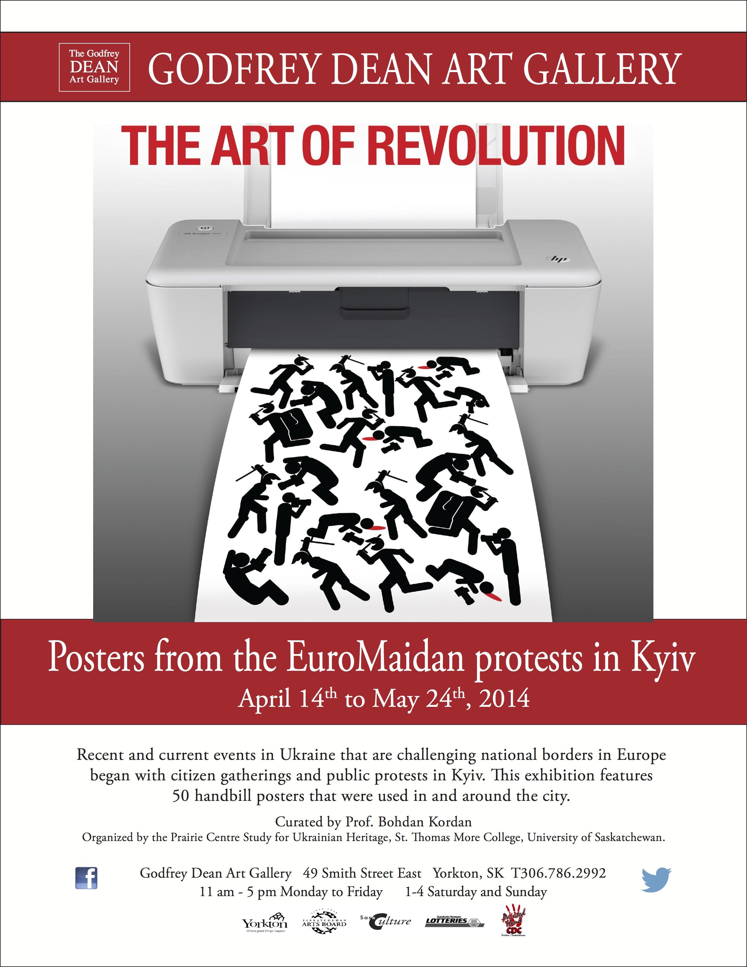 Maidan Poster Yorkton