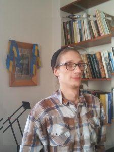 PCUH Scholarship Recipient, Mitchell Dowie